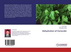 Bookcover of Dehydration of Coriander