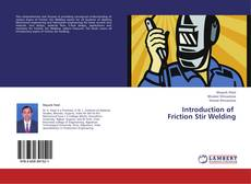 Buchcover von Introduction of Friction Stir Welding