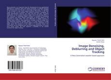 Capa do livro de Image Denoising, Deblurring and Object Tracking