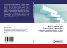 Buchcover von Social Media and Investment Promotion