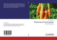 Bookcover of Flowering of Carrot plants