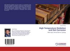 Bookcover of High Temperature Oxidation and Hot Corrosion