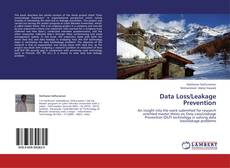 Couverture de Data Loss/Leakage Prevention
