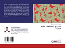 Couverture de New Directions in Dalit Culture