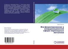 Обложка Фосфорилирование в координационной сфере переходных металлов