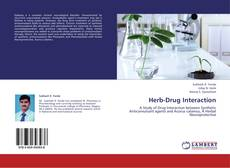 Bookcover of Herb-Drug Interaction