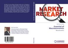 Essential of Macroeconomics的封面