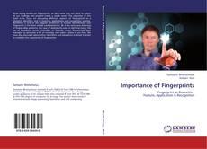 Importance of Fingerprints的封面