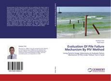 Evaluation Of Pile Failure Mechanism By PIV Method的封面