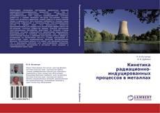 Buchcover von Кинетика радиационно-индуцированных процессов в металлах