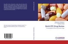 Capa do livro de Quick OTC Drug Review