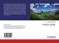 Copertina di Product Liability