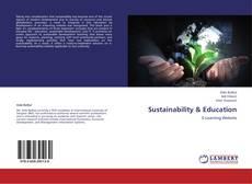 Buchcover von Sustainability & Education
