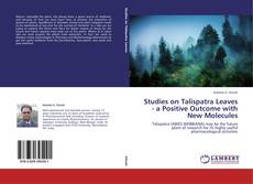 Capa do livro de Studies on Talispatra Leaves - a Positive Outcome with New Molecules