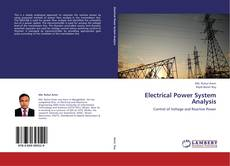 Bookcover of Electrical Power System Analysis