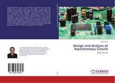 Capa do livro de  Design and Analysis of Asynchronous Circuits