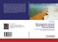 Capa do livro de Microoganisms Living At Above 80oC In Tanzania Thermal Springs