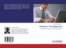 Windows 7 For Beginners的封面
