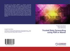 Couverture de Trusted Data Forwarding using POR in Manet