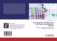 Couverture de Management Of Alternaria Leaf Spot And Blight Of Radish