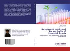 Copertina di Hypoglycemic activity and Storage Quality of Fenugreek Sprouts