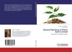 General Banking of Prime Bank Limited的封面