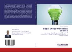 Copertina di Biogas Energy Production and Use