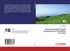 Portada del libro de Environmental Impact Assessment of Panhihar Iron Ore