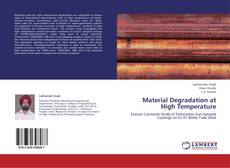 Bookcover of Material Degradation at High Temperature