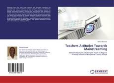 Portada del libro de Teachers Attitudes Towards Mainstreaming