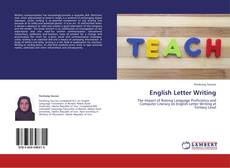 Bookcover of English Letter Writing