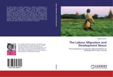 Couverture de The Labour Migration and Development Nexus