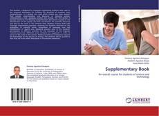 Buchcover von SupplementaryBook