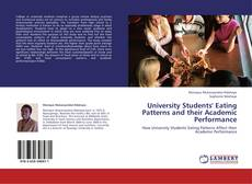 Bookcover of University Students' Eating Patterns and their Academic Performance