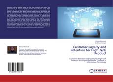Portada del libro de Customer Loyalty and Retention for High Tech Product