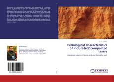 Buchcover von Pedological characteristics of indurated/ compacted layers