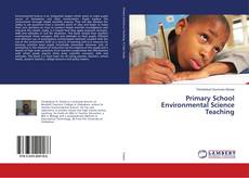 Bookcover of Primary School Environmental Science Teaching