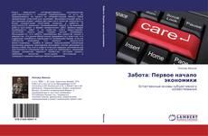 Bookcover of Забота: Первое начало экономики