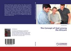 Buchcover von The Concept of God among the Africans