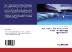 Copertina di Functional Nanostructured Films in Analytical Applications