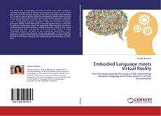 Buchcover von Embodied Language meets Virtual Reality