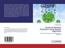 Couverture de Temporal Weather Prediction using Genetic Algorithm