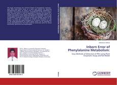 Обложка Inborn Error of Phenylalanine Metabolism: