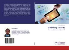 Bookcover of E-Banking Security