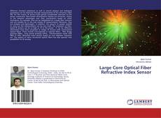 Bookcover of Large Core Optical Fiber Refractive Index Sensor
