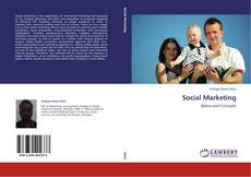 Capa do livro de Social Marketing