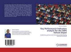 Bookcover of Key Performance Indicators analysis for the SAPS Vehicle Depot