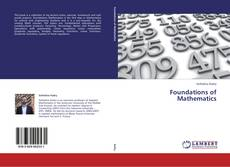 Copertina di Foundations of Mathematics