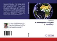 Portada del libro de Carbon Monoxide in the Troposphere