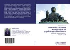Buchcover von Tantra the Ultimate Antidote for All psychological Problems